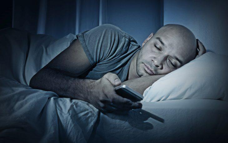 — Любимый, разбуди меня завтра, пожалуйста. А то я могу проспать.