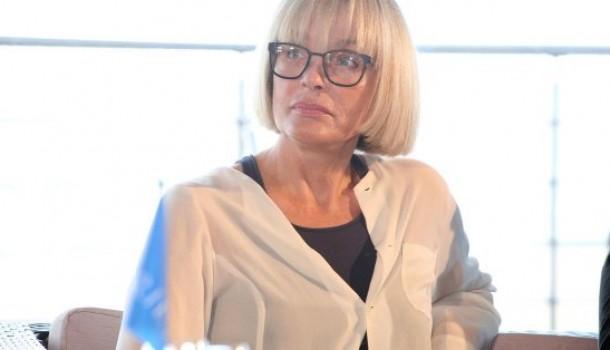 МВД РФ проверит, платит ли «игнорирующая Крым» Вайкуле налоги