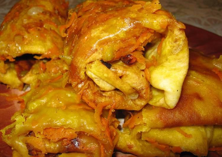 Блюдо узбекской кухни Юпка