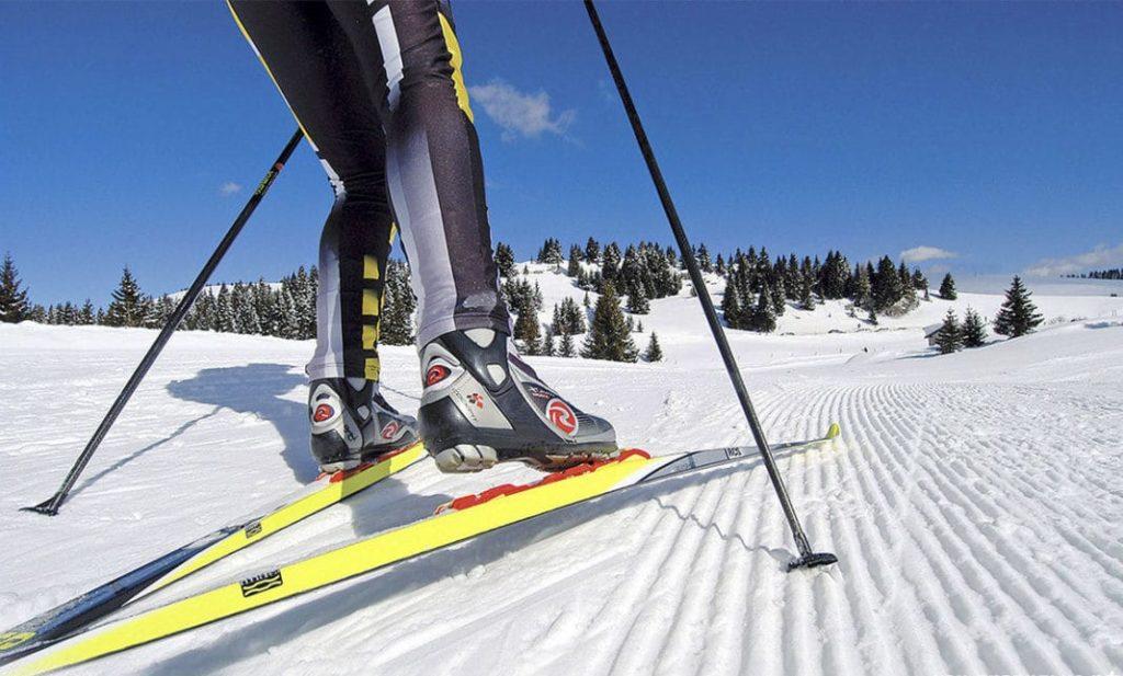 Беговые лыжи: типы и парамет…