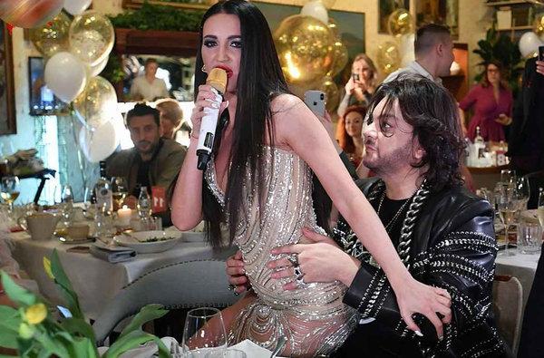 Лесбиянки в российском шоу бизнесе отпад