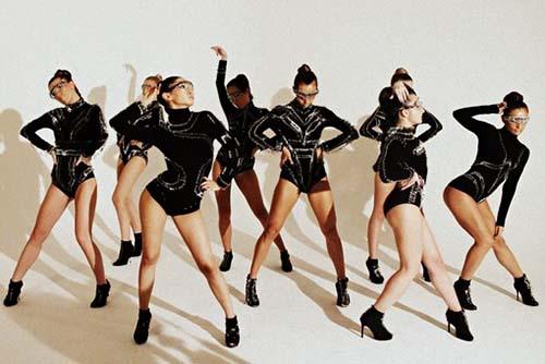 """Основные виды современных танцев. Танец """"Vogue"""""""