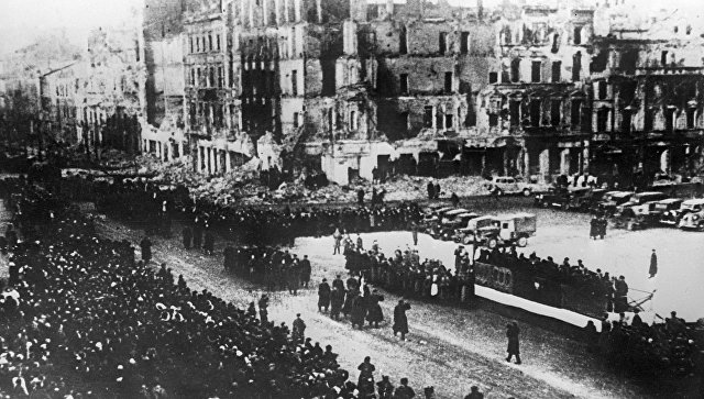 Рассекречены уникальные документы об освобождении Польши от нацистов