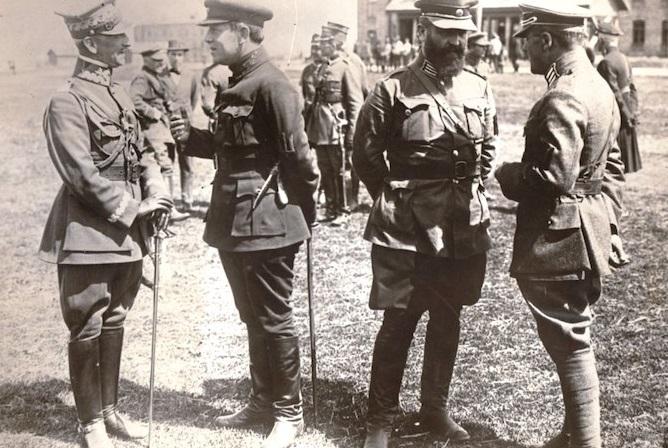 Польско-украинская война 1918-1919 гг.: что потеряла Украина
