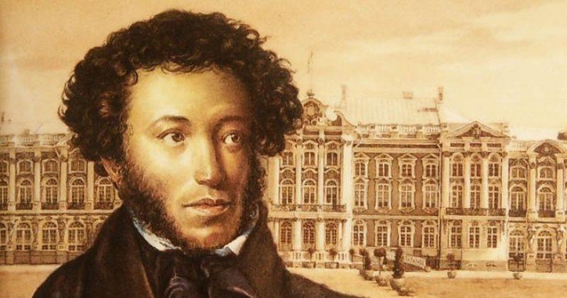 Тест: Продолжите строчки из стихотворений Пушкина