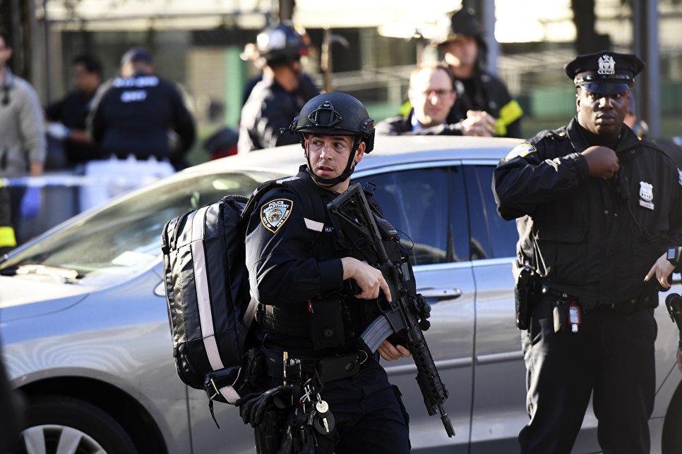 Теракт в Нью-Йорке не задумка ли американских спецслужб?