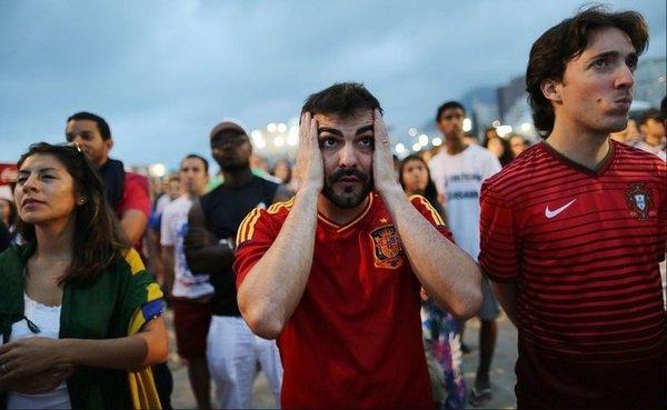 «Россия совсем не та страна, что я думал»: испанский болельщик об РФ