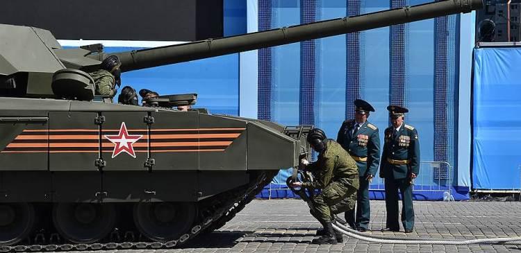Если русские танки выдвинутся на Киев, все закончится очень быстро