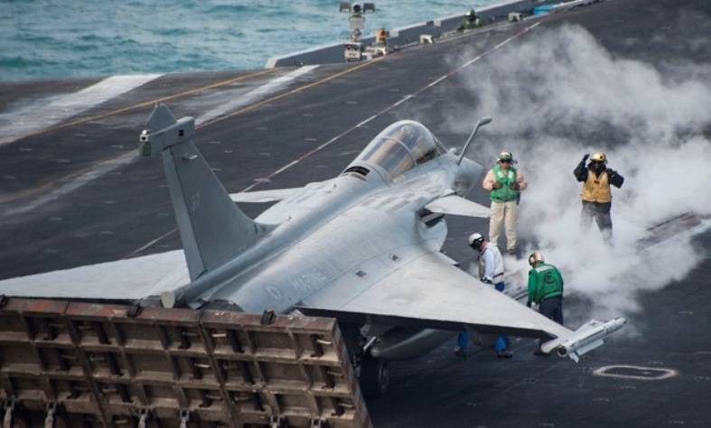 ВВС Франции модернизируют «Рафали» до стандарта F4