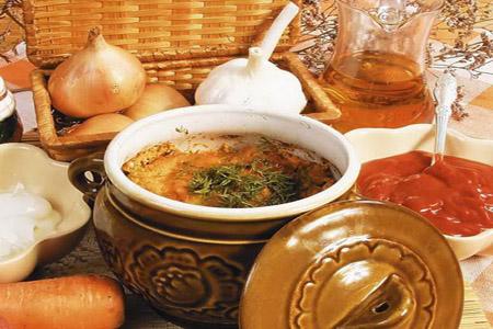 Щедрая украинская кухня + 13 вкусных рецептов.