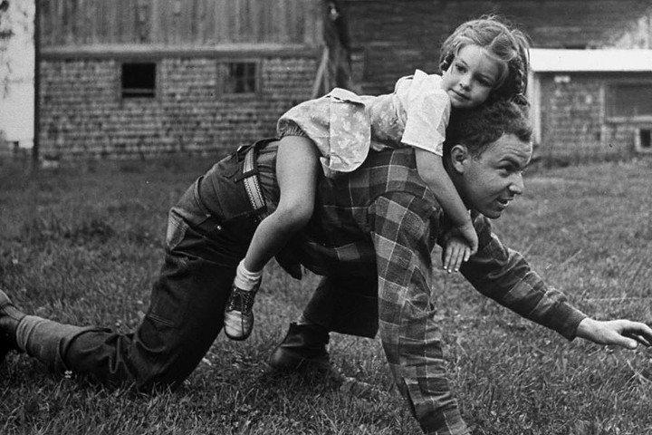 О счастье быть неидеальными родителями и детьми