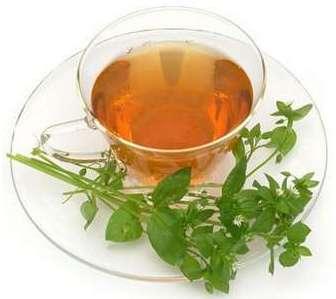 Чай с мокрицей
