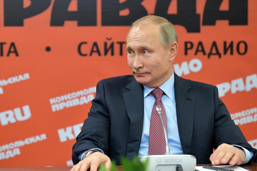 Путин заявил о провале. Ставка на Навального выдала США