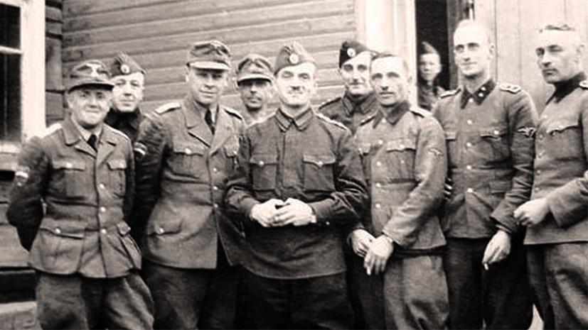 «Серьёзная операция советских спецслужб»: как коллаборационисты из СС стали партизанами и погибли в бою с нацистами