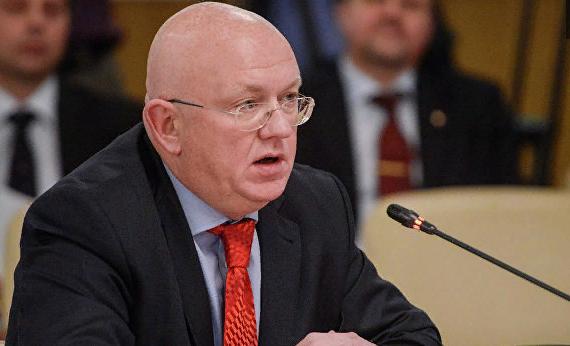 Россия пригласила представителей ДНР и ЛНР на заседание Совбеза ООН