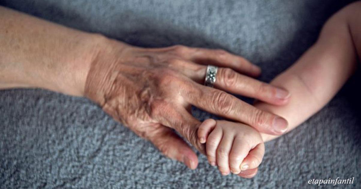 Бабушка по материнской линии — самый важный человек в жизни ребенка. И вот почему