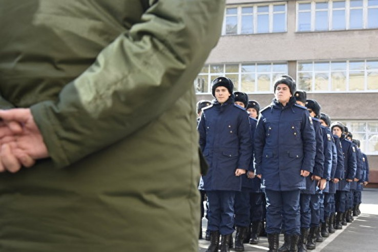 В ходе осеннего призыва Крым…
