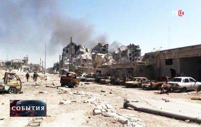 """Отряды """"Исламского государства"""" выбиты из города Кобани"""