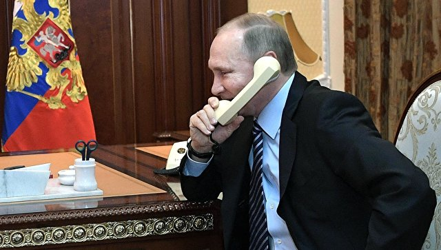 Вобщении  Трампа и В. Путина  небыло прорыва— Американские СМИ
