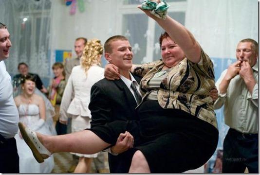 Взгляд испанского корреспондента на особенности русской свадьбы