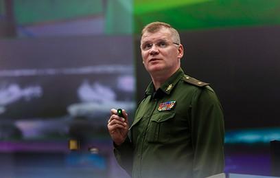 ВКС России за два дня уничтожили в Сирии более 300 боевиков
