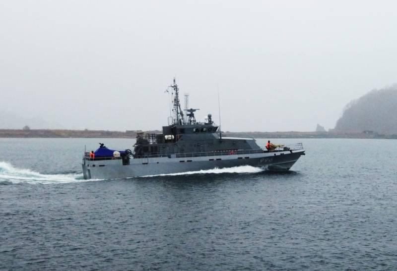 Тихоокеанский флот пополнитс…
