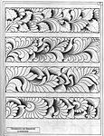 Шаблоны для резьбы и росписи
