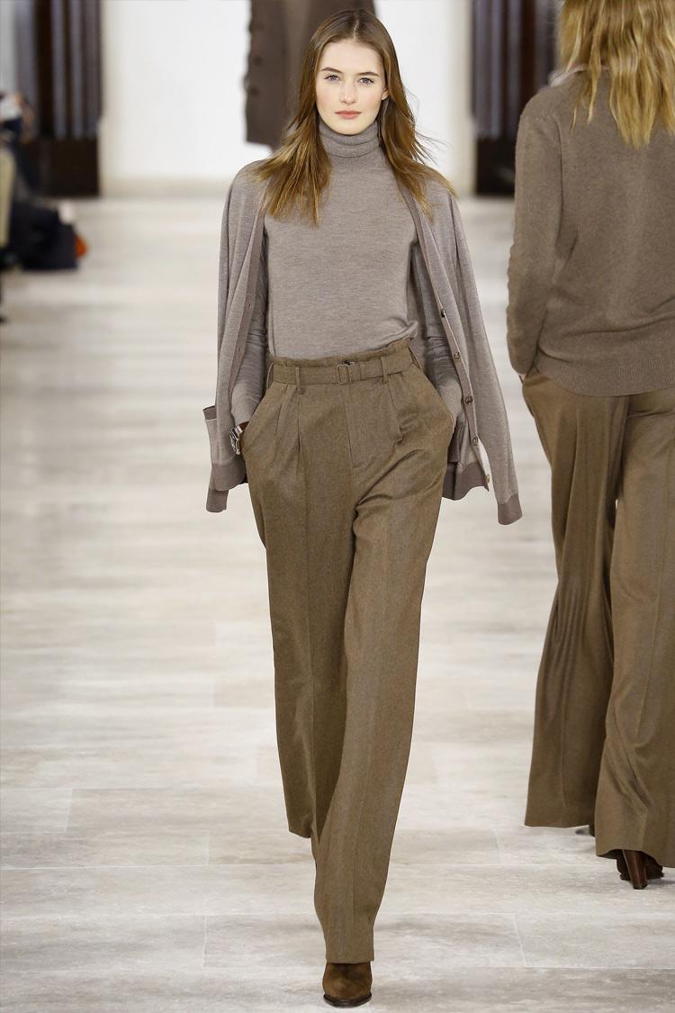 Модные женские брюки 2017. Фото главных трендов