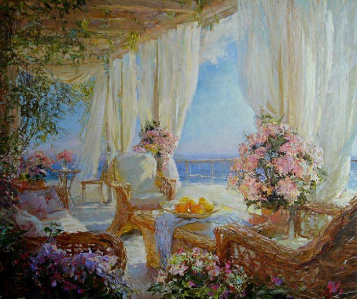 художник Мария Щербинина картины – 14