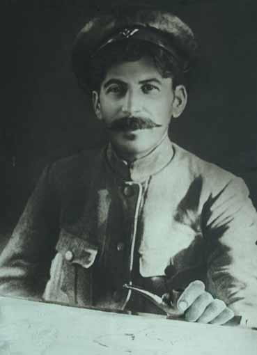 Сталин глазами белого разведчика