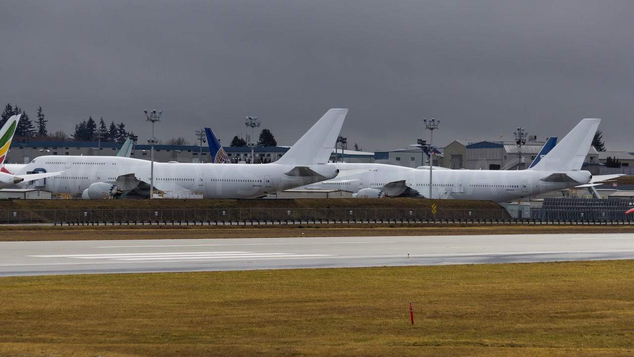 """Для перевозки президента США будут приобретены два бывших самолета """"Трансаэро"""""""