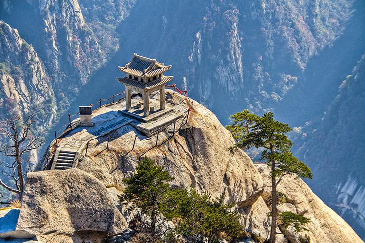 Западная гора Хуа-Шань