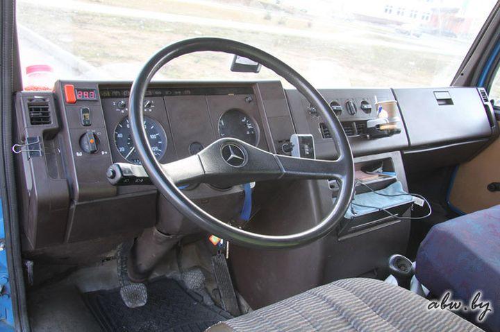 """Старый добрый неубиваемый """"немец"""" - Мнение владельца Mercedes-Benz 609"""