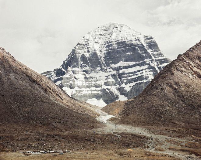 tibetskaya gora Kaylas 9