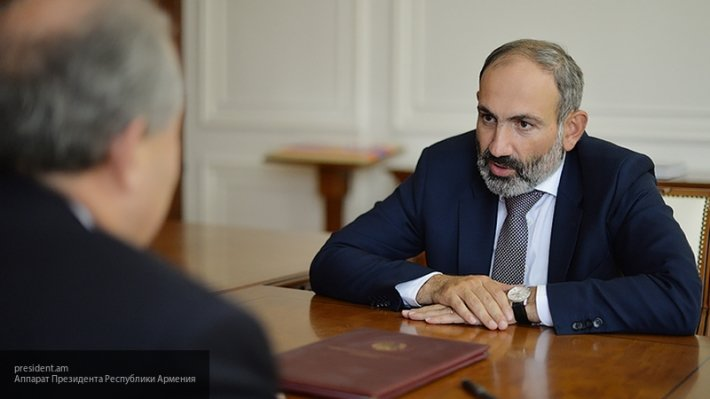 Пашинян: политика ЕС в отнош…