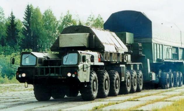 48 ведущих колес: автопоезда-гиганты советских ракетных войск