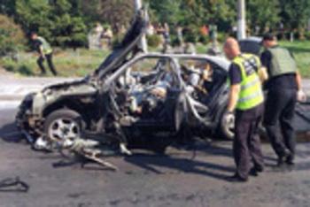 Между взорванным в Киеве разведчиком и убитым Вороненковым нашли косвенную связь