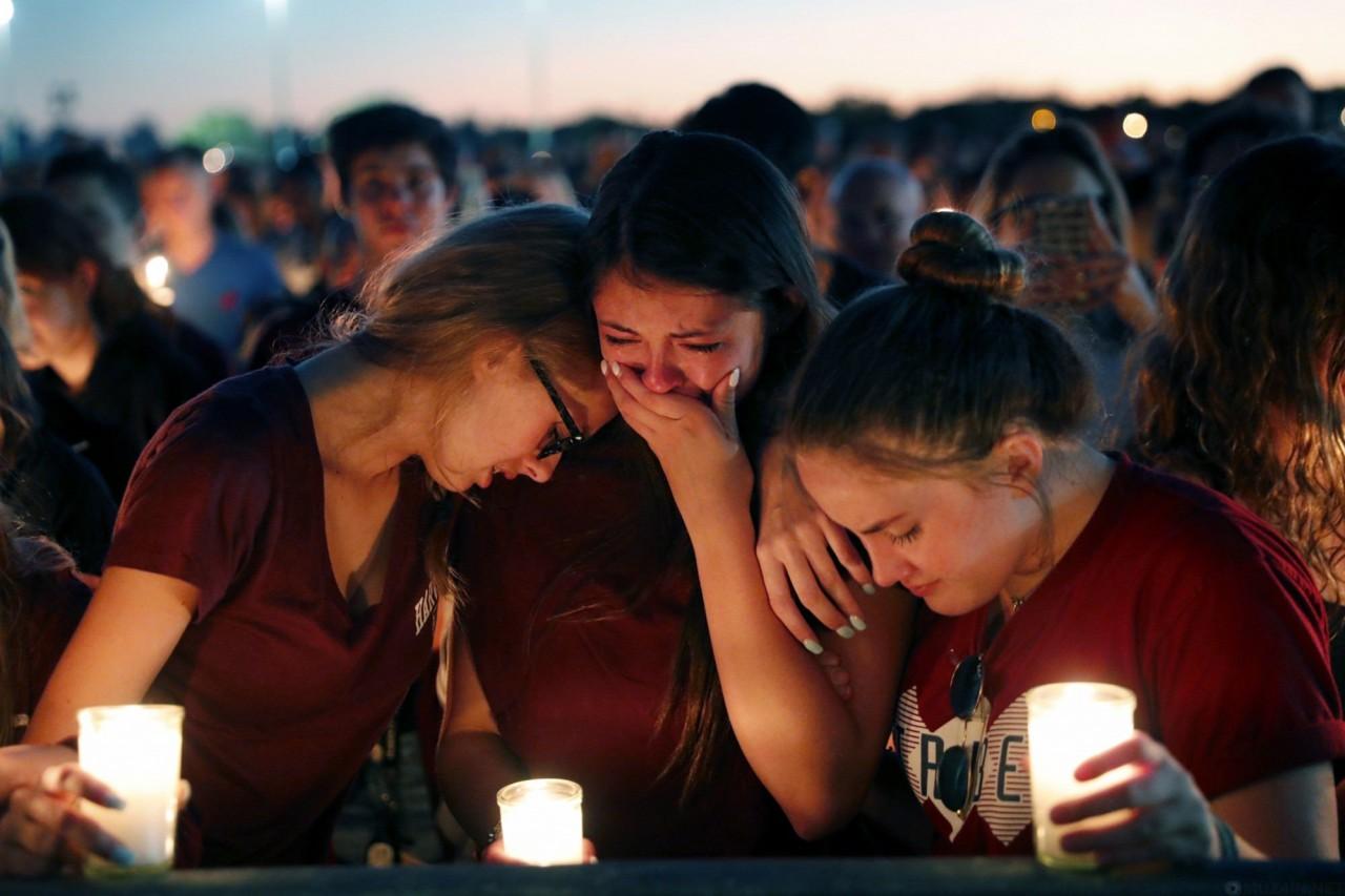 Почему Америка является особо жестоким обществом в мире