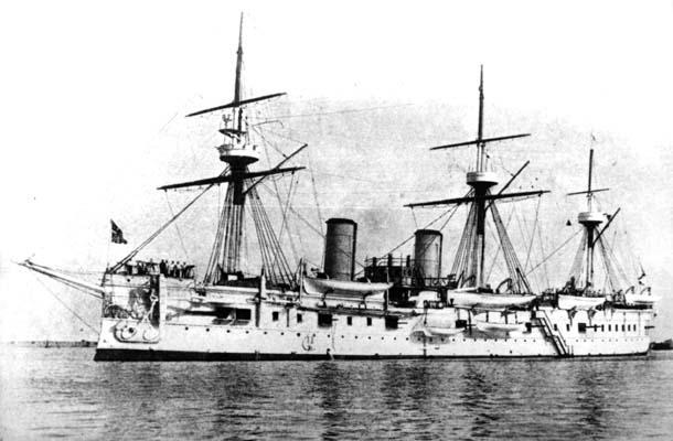 В Японском море нашли крейсер «Дмитрий Донской» на котором может быть 200 тонн золота