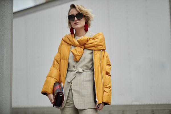 Какие куртки в моде осенью 2019