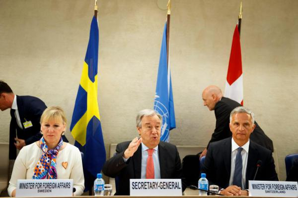 Глава Еврокомиссии явился пьяным на саммит ООН – СМИ