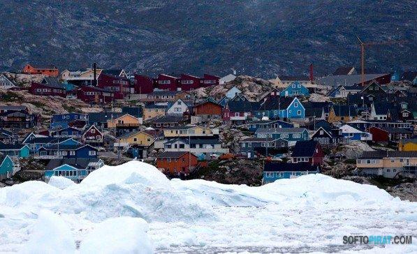 Гренландия сегодня