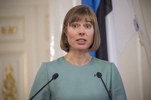 Президент Эстонии сделала признание о визите в Россию