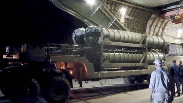 Сирии переданы более совершенные С-300