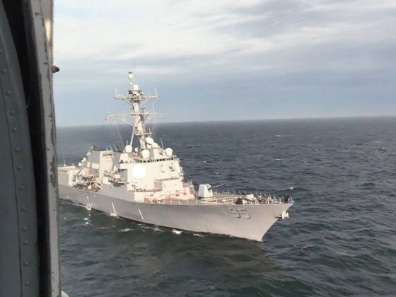 «План В» для Порошенко отработали совместно ВМС Украины и США