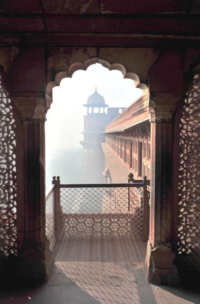 Архитектурные изыски Индии