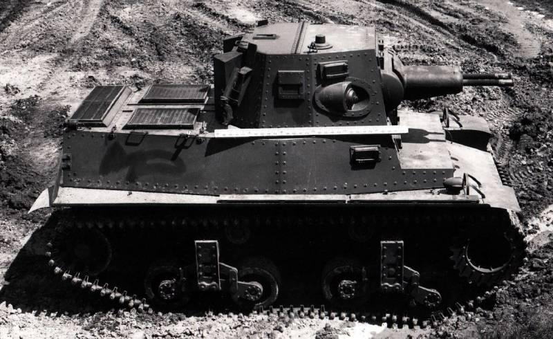 Пять малоизвестных танков периода Второй мировой войны. Часть 4. Двустволка на гусеницах MTLS-1G14