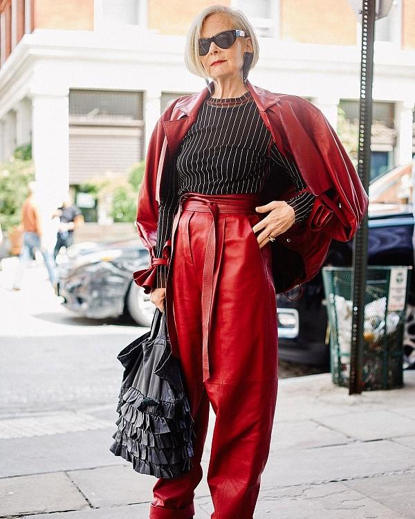 5 правил стиля, чтобы и в зрелом возрасте выглядеть шикарной, а не молодящейся