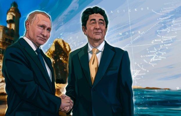 «Видит око, да зуб неймёт»: стало известно, что получит Япония вместо Курильских островов.