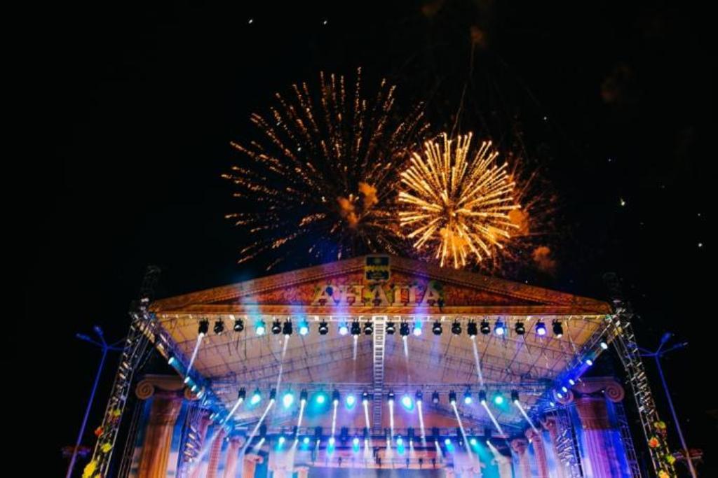 Афиша Дня города Анапы на 22 сентября 2018